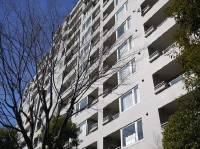パークサイド・ウイングス[13階]の外観