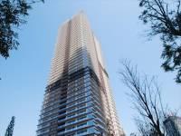 東京都中央区晴海2丁目の賃貸マンションの外観
