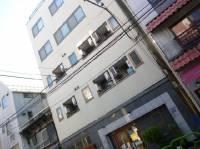 平山ビル[3階]の外観