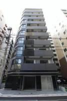 フュージョナル東日本橋[8F号室]の外観