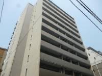東京都中央区入船3丁目の賃貸マンションの外観