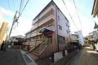 ベルコート須磨[1階]の外観