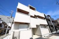 KARIN新長田フロント[3階]の外観