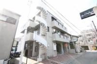 グランドシャトー須磨寺[2号室]の外観