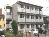 埼玉県東松山市若松町2丁目の賃貸マンションの外観