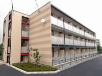 埼玉県東松山市松山町3丁目の賃貸マンションの外観