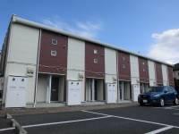埼玉県東松山市和泉町の賃貸アパートの外観