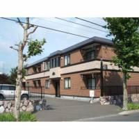 北海道札幌市北区北三十一条西9丁目の賃貸アパートの外観