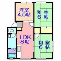丸昭第2ビル[2階]の間取り