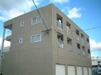ライフインアカマ[3階]の外観