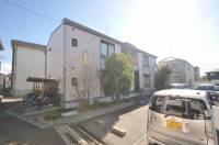 兵庫県神戸市西区王塚台6丁目の賃貸アパートの外観