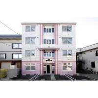 北海道札幌市白石区本郷通8丁目南の賃貸マンションの外観