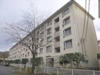 醍醐石田団地26棟[408号室]の外観