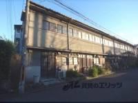 下鴨泉川町55-1アパート[6号室]の外観