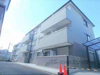 プログレーッソ西ノ京[2B号室]の外観