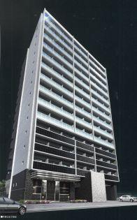 エスリード神戸ハーバーテラス[10階]の外観