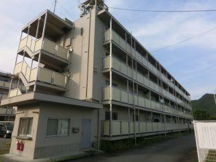 ビレッジハウス中村[1-305号室]の外観