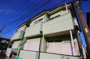 中野原コ−ポ[102号室]の外観