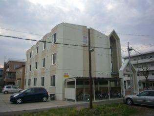 北海道帯広市西六条南3丁目の賃貸マンションの外観
