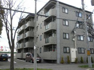 北海道帯広市東六条南12丁目の賃貸マンションの外観