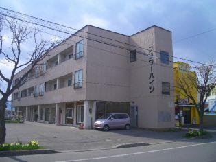 北海道帯広市東一条南15丁目の賃貸マンションの外観