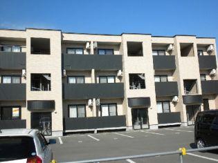 北海道帯広市西十五条南12丁目の賃貸アパートの外観