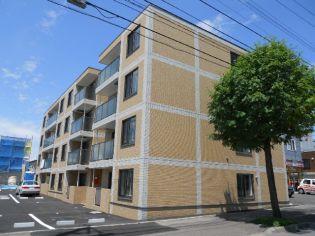 北海道函館市美原4丁目の賃貸マンションの外観
