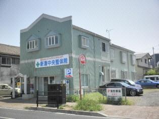 新潟県新潟市中央区関屋浜松町の賃貸アパートの外観