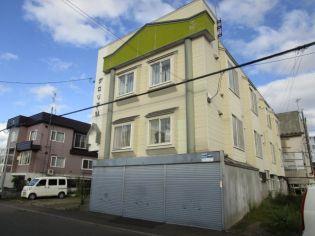 北海道札幌市北区太平九条4丁目の賃貸アパートの外観