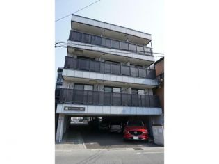 滋賀県大津市昭和町の賃貸マンションの外観