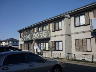 三重県四日市市松本2丁目の賃貸アパートの外観