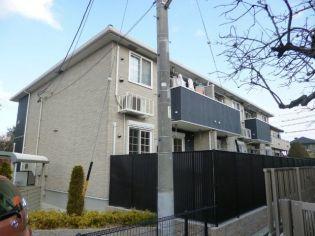 三重県四日市市塩浜町の賃貸アパートの外観