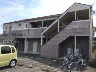 内田ハイツ[105号室]の外観