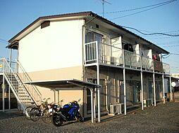 第1藤美荘[11号室]の外観