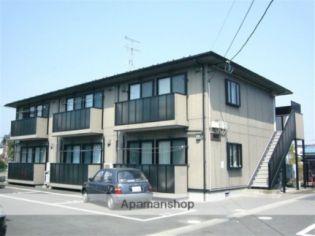 サンガーデン桜C棟[101号室]の外観
