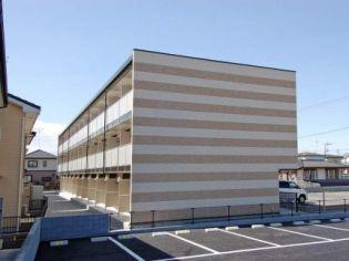レオパレス太田八幡[202号室]の外観