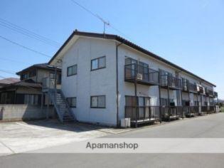 田村ハイツA棟[205号室]の外観