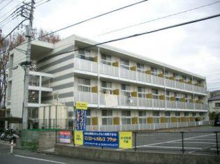 埼玉県入間市久保稲荷3丁目の賃貸マンションの外観