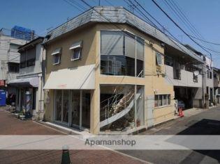西田新座コーポ[202号室]の外観