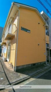アーバンハイツ新宿[0203号室]の外観