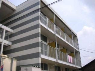 レオパレスリトルハウス[302号室]の外観