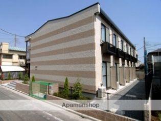 レオパレスグリーンハイツ1号[106号室]の外観