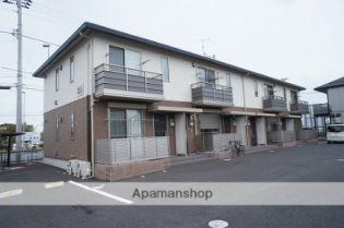 ビラ新川田[201号室]の外観