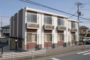 レオネクスト新宿台[203号室]の外観
