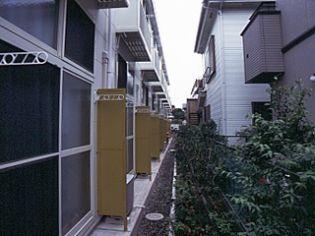 レオパレスルミエール[105号室]の外観