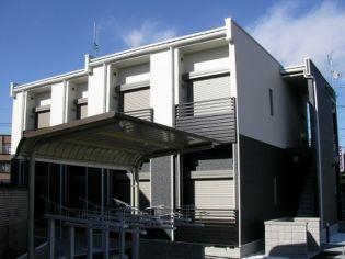 レオネクストリルハウス[202号室]の外観