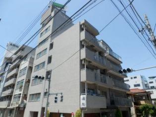 菱和パレス飯田橋[1階]の外観