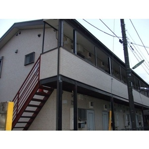 HOUSE HORI[201号室号室]の外観