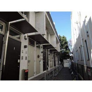 グランアセット西新宿[206号室]の外観