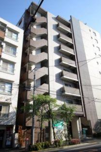 コスモグレイス新宿[601号室号室]の外観